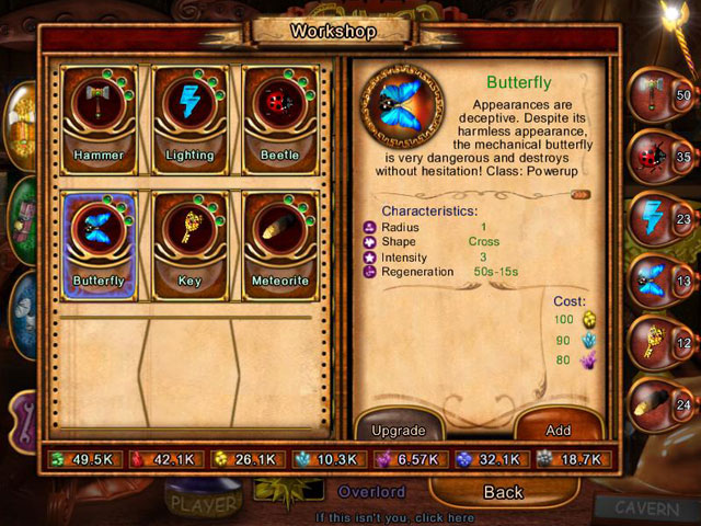 Akhra: The Treasures large screenshot