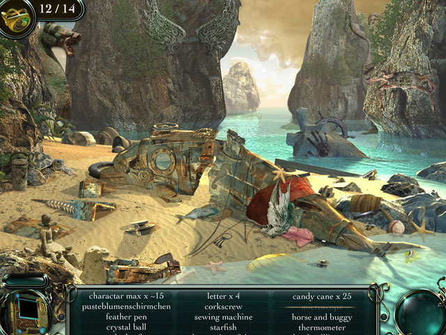Empress of the Deep 2: Song of the Blue Whale Collector's Edition large screenshot