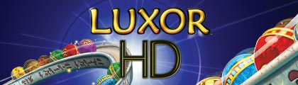 Luxor HD screenshot