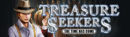 Treasure Seekers 4: The Time Has Come screenshot