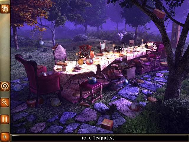 Alice in Wonderland Extended Edition large screenshot