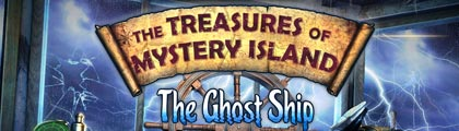 The Treasures of Mystery Island: The Ghost Ship screenshot