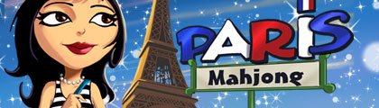 Paris Mahjong screenshot
