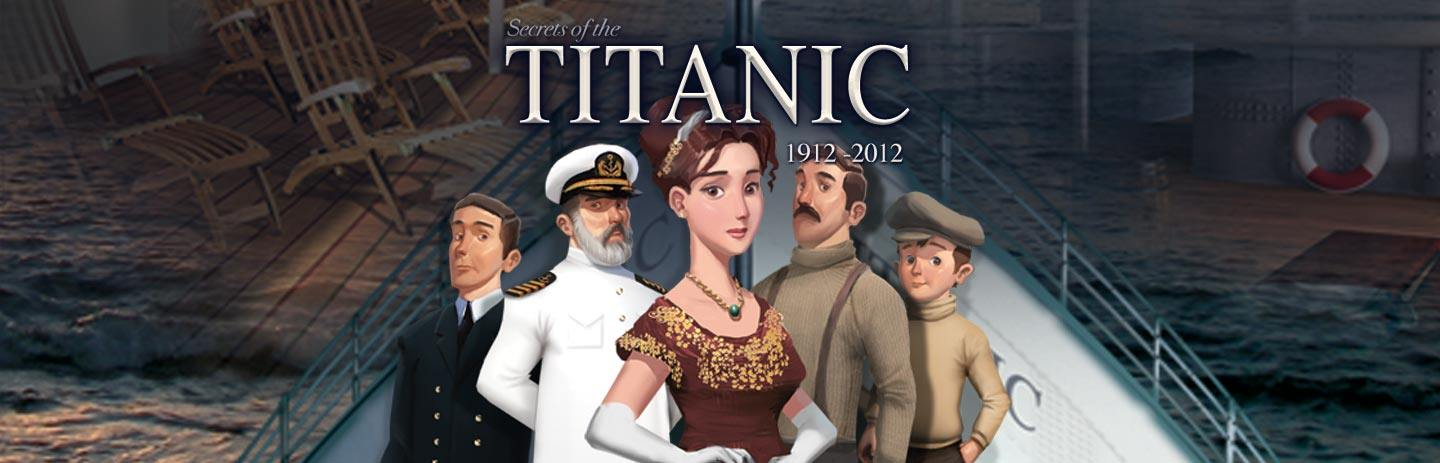 Secrets of the Titanic:  1912-2012