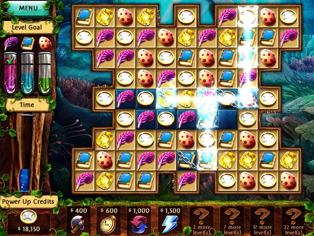 Jewel Legends: Tree of Life Screenshot 1