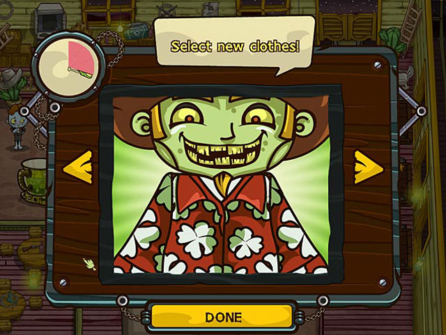 Grave Mania: Undead Fever large screenshot