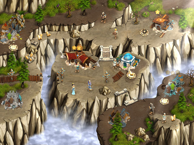 Legends of Atlantis: Exodus large screenshot