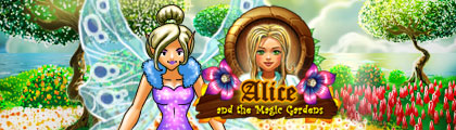 Alice and the Magic Gardens screenshot