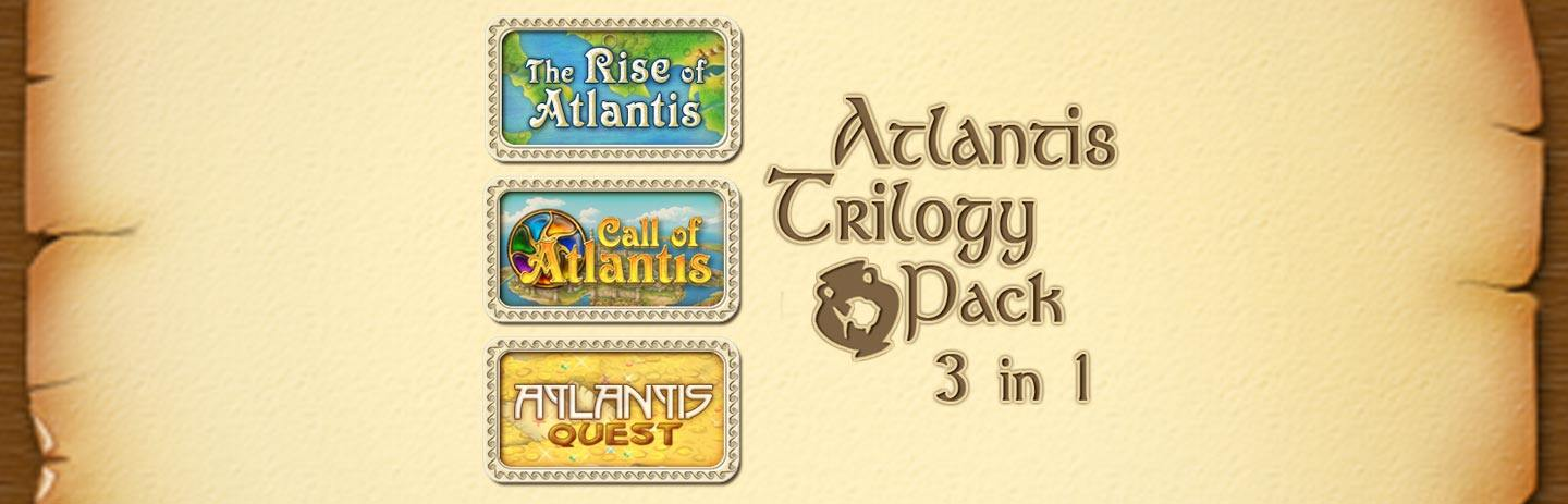 Atlantis Trilogy Pack