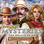 Jewel Quest Mysteries: The Oracle of Ur - Collector's Edition