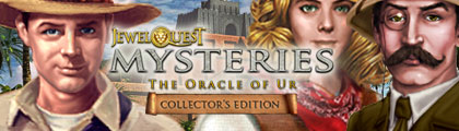 Jewel Quest Mysteries: The Oracle of Ur - Collector's Edition screenshot
