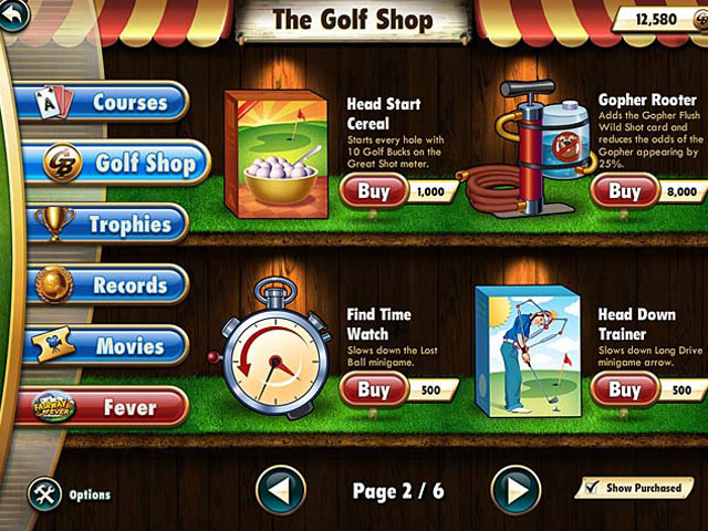 Fairway large screenshot