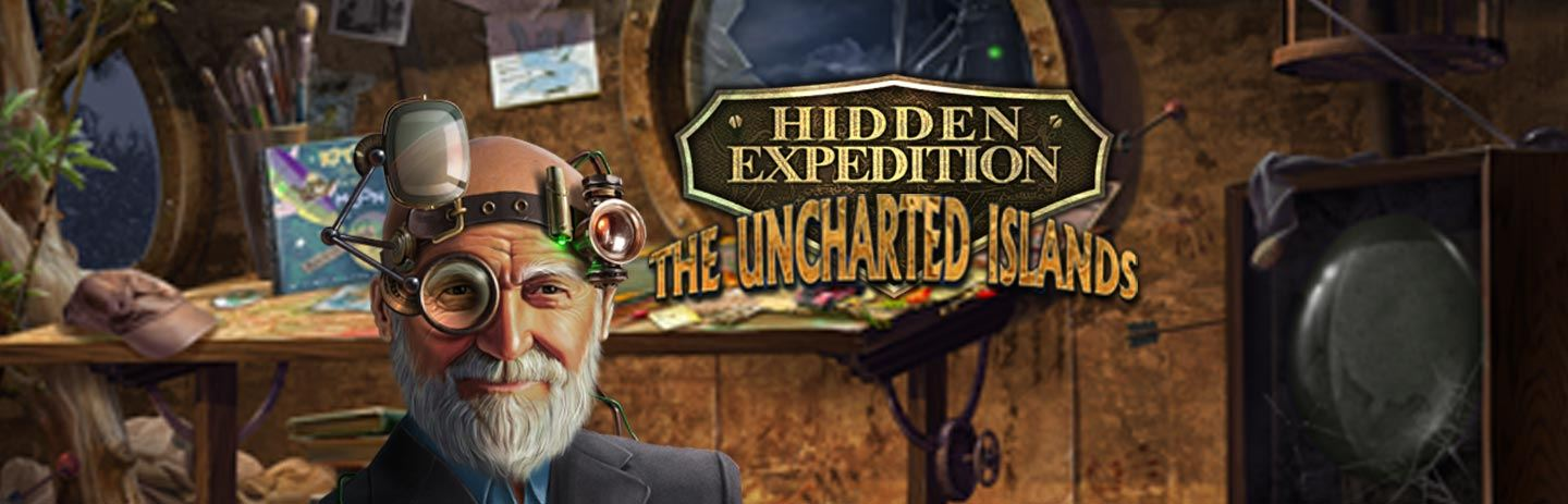 Hidden Expedition: Uncharted Islands