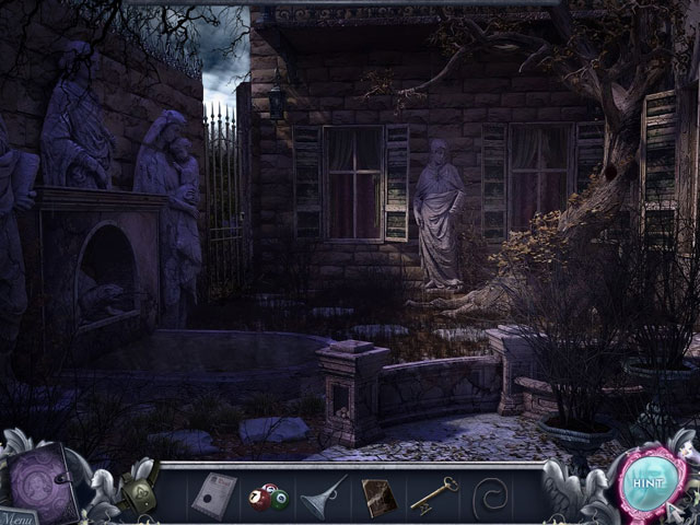 Haunted Past: Realm of Ghosts Collector's Edition large screenshot