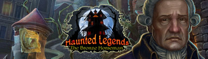 Haunted Legends 2: The Bronze Horseman screenshot