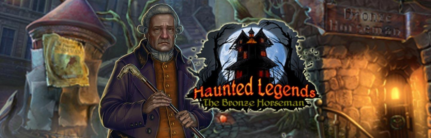 Haunted Legends 2: The Bronze Horseman