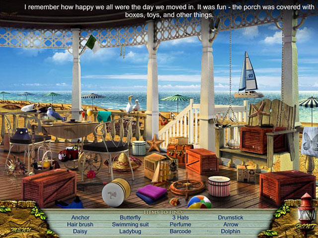 Love Story 2: The Beach Cottage large screenshot