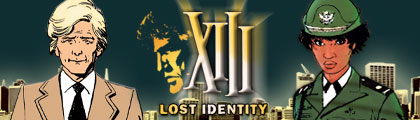 XIII: Lost Identity screenshot