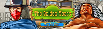 The Golden Years: Way Out West screenshot