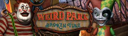 Weird Park: Broken Tune screenshot