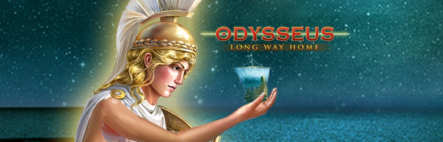 Odysseus - The Long Way Home