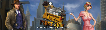 Voodoo Chronicles Collector's Edition screenshot