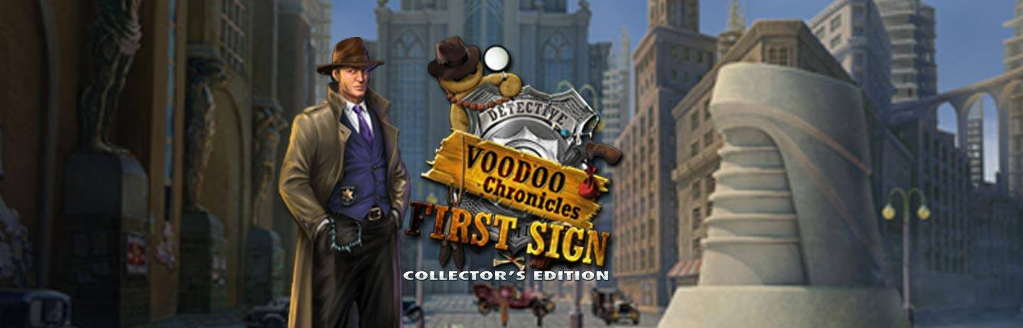 Voodoo Chronicles Collector's Edition