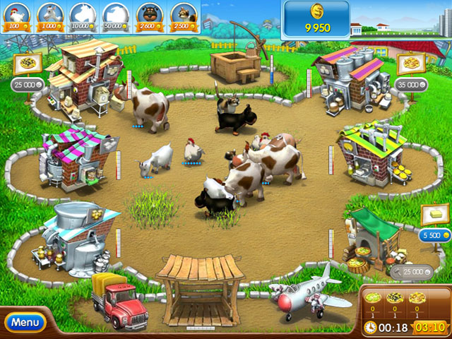 Farm Frenzy Pizza Bundle large screenshot