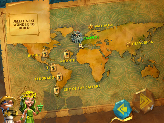 7 Wonders Magical Mystery Tour large screenshot