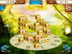 Mahjongg Dimensions Deluxe 2 Screenshot 2