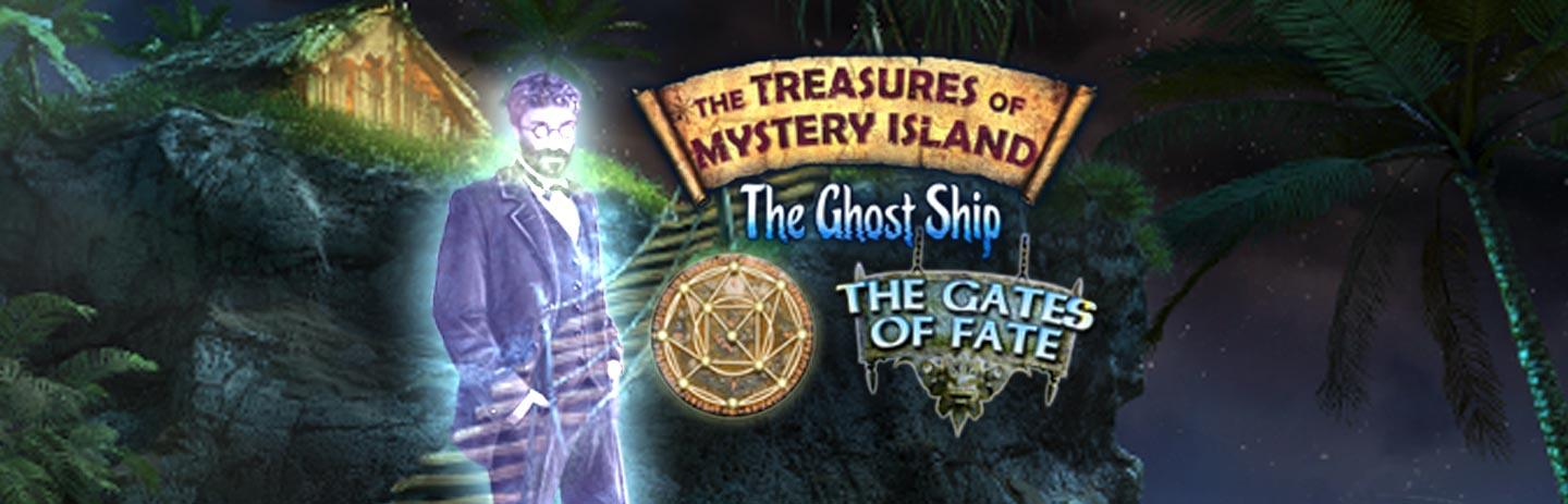Treasures of Mystery Island Bundle