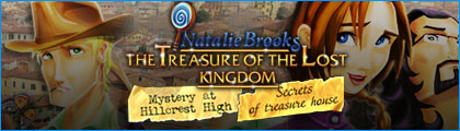 Natalie Brooks Bundle screenshot