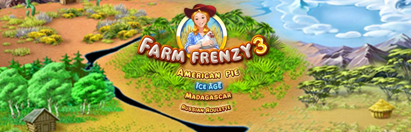 Farm Frenzy 3 Bundle