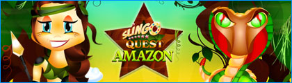 Slingo Quest Amazon screenshot