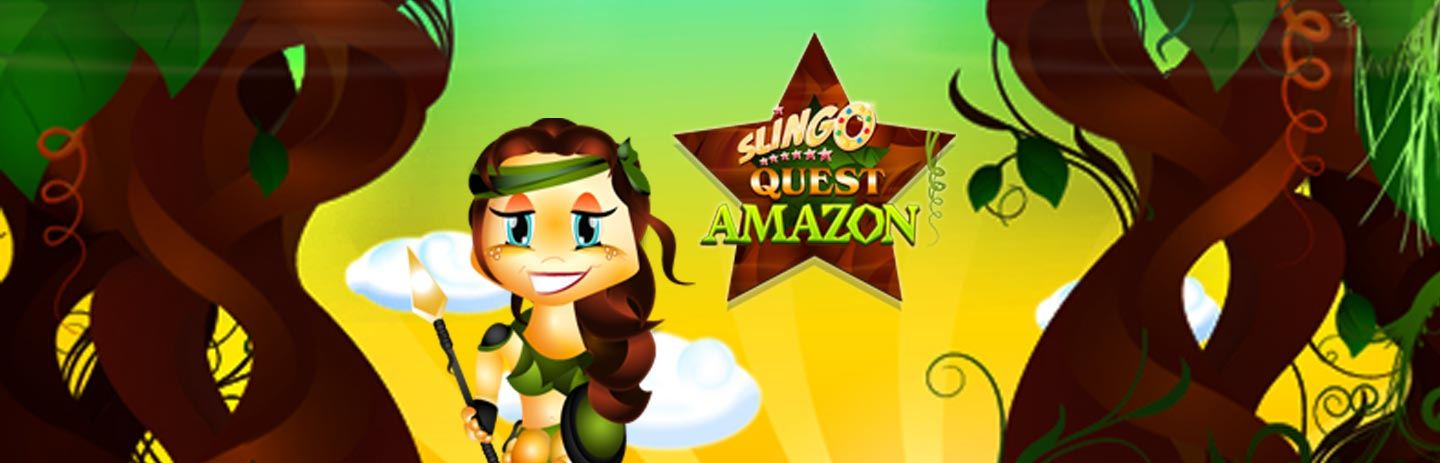 Slingo Quest Amazon