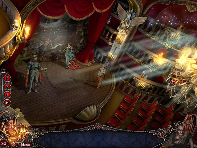 Dracula: Love Kills large screenshot