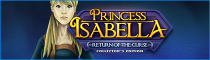 Princess Isabella: Return of the Curse -- Collector's Edition screenshot