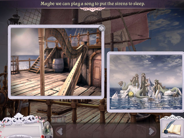 Princess Isabella: Return of the Curse -- Collector's Edition large screenshot