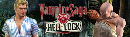Vampire Saga: Welcome to Hell Lock screenshot