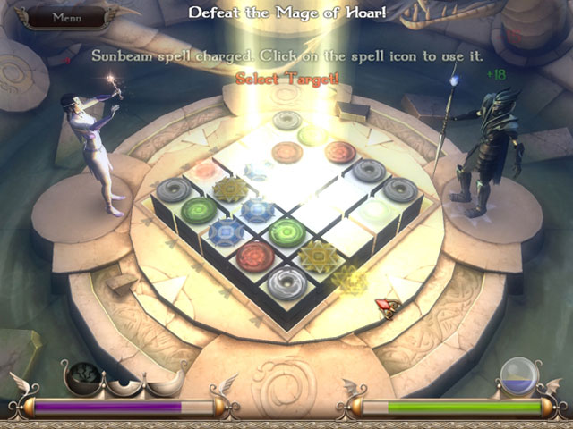 Magical Mysteries: Path of the Sorceress Screenshot 1