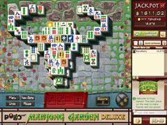 Mahjong Garden Deluxe Screenshot 2