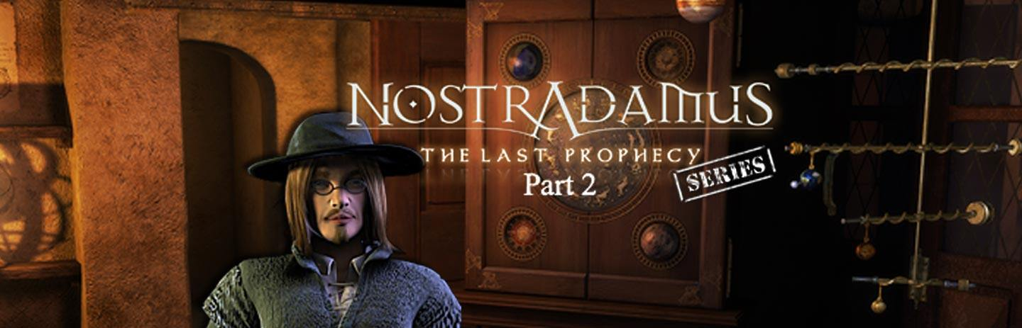 Nostradamus The Last Prophecy Episode 2