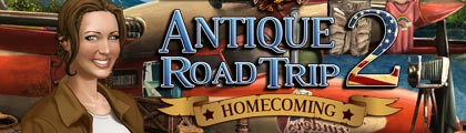 Antique Road Trip 2: Homecoming screenshot