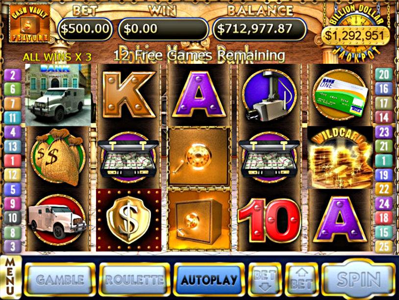 manoir du casino charlevoix Slot