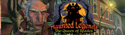 Haunted Legends: Queen of Spades screenshot