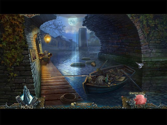 Shadow Wolf Mysteries: Tracks of Terror CE large screenshot