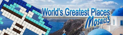 World's Greatest Places Mosaics 3 screenshot