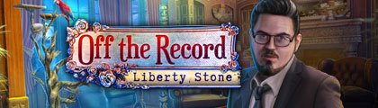 Off the Record: Liberty Stone screenshot