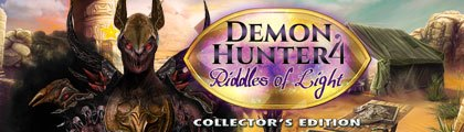 Demon Hunter 4: Riddle of Light Collector's Edition screenshot