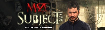 Maze: Subject 360 Collector's Edition screenshot